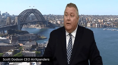 Small Cap CEO Interview Series: AirXpanders
