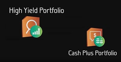 XTB's High Yield & Cash Plus portfolios
