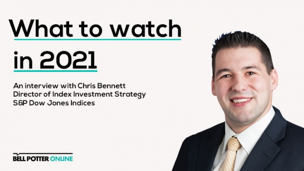 What to watch in 2021 | S&P Dow Jones Indices' Chris Bennett