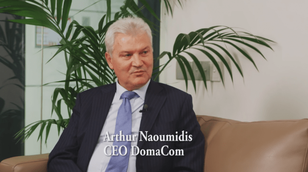 DomaCom IPO - CEO interview