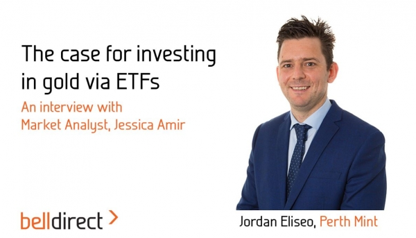 Interview: The case for investing in gold via ETFs
